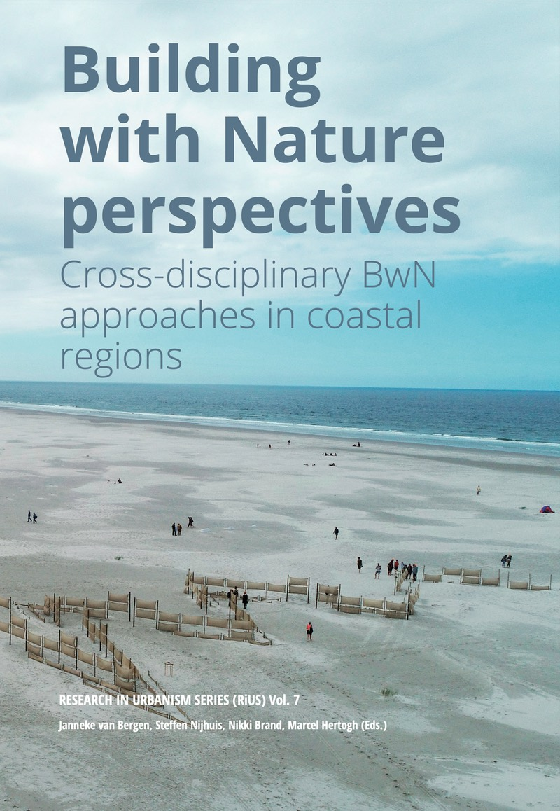 RiUS 7 cover: Building with Nature perspectives